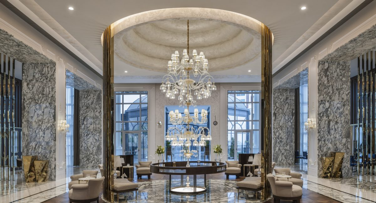 Kaya Palazzo Resort & Casino Lobby